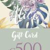 Gift Card 500 – Negozio